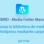FileBird Media Folder Manager