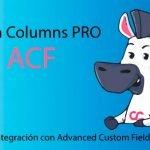 Admin Columns Pro Addon ACF