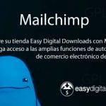 Easy Digital Downloads Mailchimp