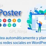FS Poster WordPress Auto Poster And Scheduler