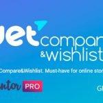 Jet Compare Wishlist