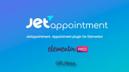 Plugin Jet Appointment