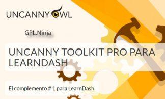 Plugin Learnadsh Uncanny Toolkit Pro