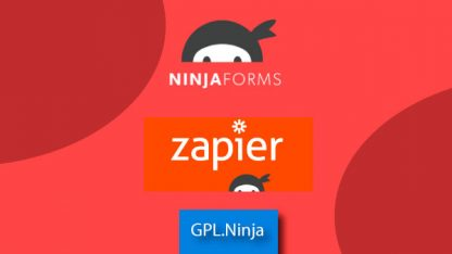 Plugin Ninja Forms zapier