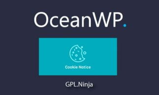 Plugin OceanWP cookie notice