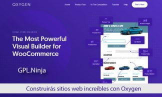 Plugin Oxygen Woocommerce