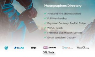Plugin Photographers directory