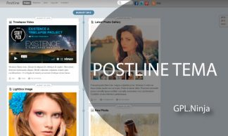 Postline Tema Wordpress