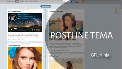 Postline Tema Wordpress