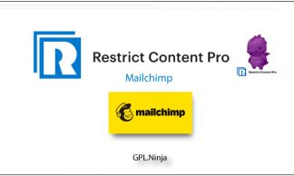 Plugin Restrict Content Pro Mailchimp