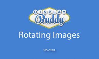 Plugin rotating images