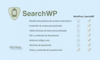 Plugin SearchWP