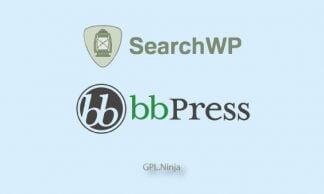 Plugin SearchWP bbpress