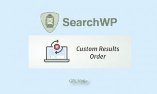 Plugin SearchWP custom results order