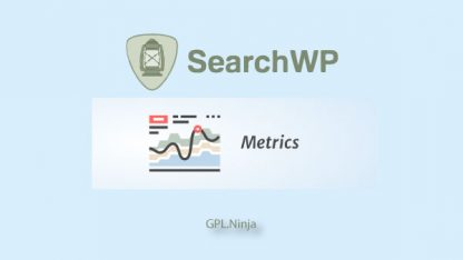 Plugin SearchWP metrics