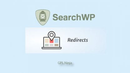 Plugin SearchWP redirects