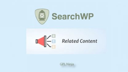 Plugin SearchWP related content