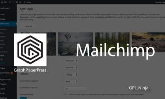 Plugin mailchimp graphpaperpress