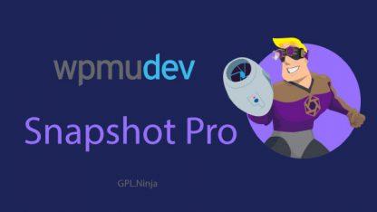 wpmudev snapshot pro