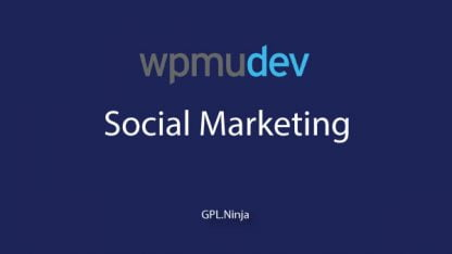 wpmudev social marketing