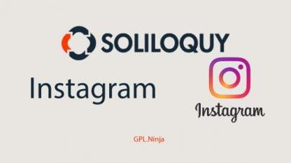 Plugin soliloquy instagram