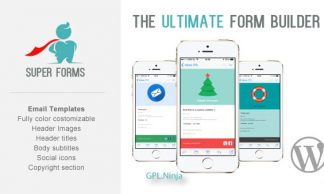 Plugin super forms email templates