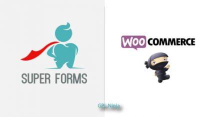 Plugin Super Forms Woocommerce