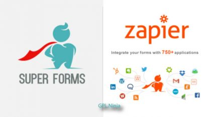 Plugin Zapier super Forms
