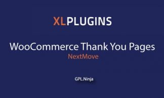 Plugin Woocommerce Thank you Pages