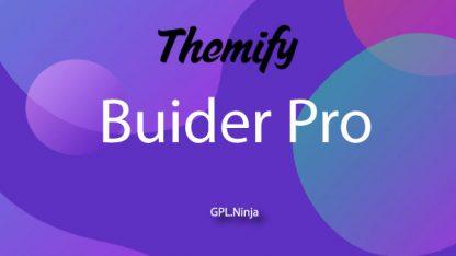 Plugin Builder Pro Themify