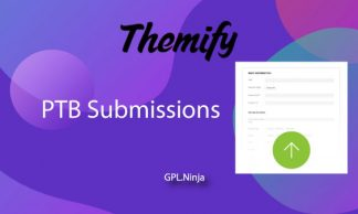 Plugin Themify PTB Submissions