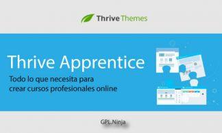 Plugin Thrive Apprentice