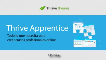 Plugin Thrive Apprentice