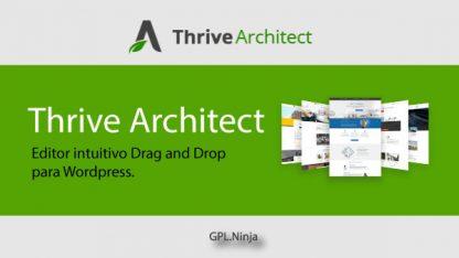 Plugin Thrive Architect