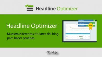 Plugin Headline Optimizer