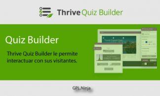 Plugin Quiz Builder