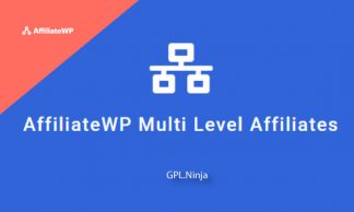 Plugin AffiliateWP Multi Level Affiliates