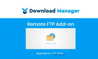 WPDM FTP File Browser