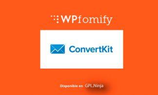 Wpfomify Convertkit
