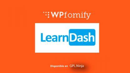 Wpfomify Learndash