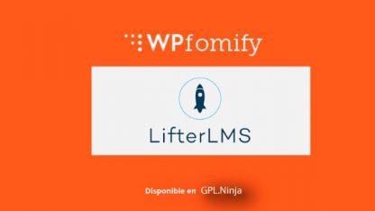 Wpfomify Lifterlms
