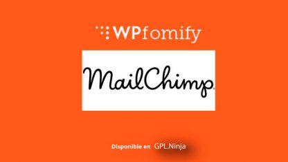 Wpfomify Mailchimp