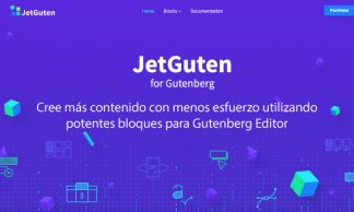JetGuten for Gutenberg