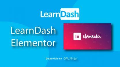 Learndash Elementor