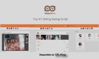 MatchMe - Complete Dating Script