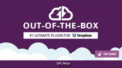 Out-of-the-Box – Dropbox Plugin for WordPress