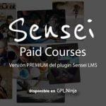 Sensei Paid Courses