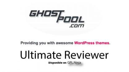 Ultimate Reviewer Wordpress