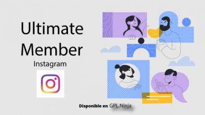 Ultimate Member Instagram