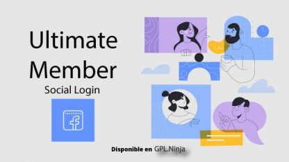 Ultimate Member Social Login